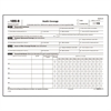 1095-B Health Coverage Laser Form, 8 1/2 x 11, 50 Sheets/Pack