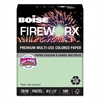 FIREWORX Colored Paper, 20lb, 8-1/2 x 11, Popper-mint Green, 500 Sheets/Ream