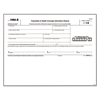 TOPS 1094-B Transmittal for 1095-B Laser Form, 8 1/2 x 11, 25 Sheets/Pack