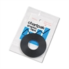 "Chartpak Graphic Chart Tape, 1/16"" x 648"", Matte Black"