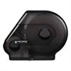 """San Jamar Quantum 12""""-13"""" JBT Dispenser, Classic, 22 x 5 7/8 x 16 1/2, Black Pearl"""