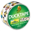 "Despicable Me 2 DuckTape, 6 mil, 1.88"" x 10 yds, Minions"