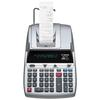 MP11DX 12-Digit Ribbon Printing Calculator, Black/Red Print, 3.7 Lines/Sec