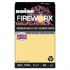 Boise FIREWORX Colored Paper, 20lb, 11 x 17, Boomin' Buff, 500 Sheets/Ream