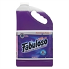 Fabuloso All-Purpose Cleaner, Lavender Scent, 1gal Bottle, 4/Carton