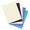 Array Card Stock, 65 lb., Letter, Assorted Classic Colors, 50 Sheets/Pack
