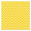 "Pacon Fadeless Designs Bulletin Board Paper, Chic Chevron Yellow, 48"" x 50 ft."