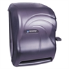 San Jamar Lever Roll Towel Dispenser, Oceans, Black Pearl, 12 15/16 x 9 1/4 x 16 1/2