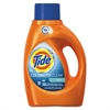 Tide Coldwater Liquid Laundry Detergent, Fresh Scent, 46oz Bottle, 6/Carton