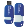 Gigastone USB Flash Drive Packs, 32GB, Blue, 2/Pack