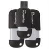 Gigastone USB Flash Drive Packs, 8GB, Black, 3/Pack