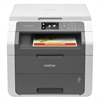 Brother HL-3180CDW Wireless Digital Color Multifunction Printer, Copy/Print/Scan