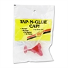 Tap 'N Glue Dispenser Cap with Spring-Loaded Stopper