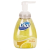 Dial Professional Antibacterial Foaming Hand Wash, Light Citrus, 7.5oz Pump Bottle, 8/Carton