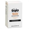 GOJO NATURAL ORANGE Pumice Hand Cleaner Refill, Citrus Scent, 2000mL, 4/Carton