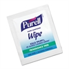 PURELL Sanitizing Hand Wipes, 5 x 7, 100/Box