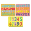 Chenille Kraft Magnetic WonderFoam Puzzles, Three Puzzles/Set