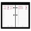 Brownline Daily Calendar Pad Refill, 6 x 3 1/2, 2017