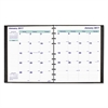 MiracleBind 17-Month Academic Planner, Hard Cover, 11 x 9 1/16, Black, 2016-2018