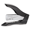 inHANCE + Stapler, 100-Sheet Capacity, Black/Silver