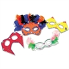 Creativity Street Foam Mask Kit, 24-Pack, Assorted Colors