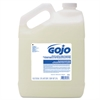GOJO White Lotion Skin Cleanser, Floral Scent, 1 gal Bottle, 4/Carton