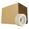 "Universal General Purpose Masking Tape, 48mm x 54.8m, 3"" Core, 2/Pack, 12 Packs/Carton"