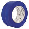 Universal Premium Blue Masking Tape w/Bloc-it Technology, 24mm x 54.8m, Blue, 2/Pack