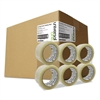 "Universal Heavy-Duty Box Sealing Tape, 48mm x 50m, 3"" Core, Clear, 36/Pack"