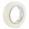 "110# Utility Grade Filament Tape, 24mm x 54.8m, 3"" Core, Clear"