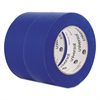 Universal Premium Blue Masking Tape w/Bloc-it Technology, 48mm x 54.8m, Blue, 2/Pack