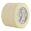 "Universal General Purpose Masking Tape, 24mm x 54.8m, 3"" Core, 3/Pack"