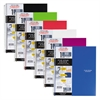 Wirebound Quadrille Notebook, 11 x 8 1/2, 100 Sheets, Assorted
