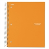 Trend Wirebound Notebook, College Ruled, 11 x 8 1/2, White, 3 Subject 150 Sheets
