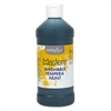 Little Masters Washable Tempera Paint, Black, 16 oz