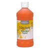 Little Masters Tempera Paint, Orange, 16 oz