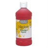 Little Masters Tempera Paint, Red, 16 oz