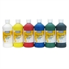 Handy Art Little Masters Tempera Paint, 6 Assorted Colors, 16 oz, 6/Pack