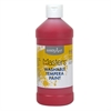 Little Masters Washable Tempera Paint, Red, 16 oz
