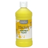 Little Masters Tempera Paint, Yellow, 16 oz
