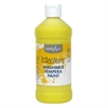 Handy Art Little Masters Washable Tempera Paint, Yellow, 16 oz