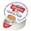 Carnation Half & Half, 0.304 oz Cups, 360/Carton