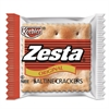 Zesta Saltine Crackers, 2 Crackers/Pack, 500 Packs/Carton