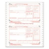 TOPS W-2 Tax Forms, 6-Part Carbonless, 5 1/2 x 8 1/2, 24 W-2s & 1 W-3