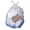 Heritage Low-Density Can Liners, 10 gal, 0.35 mil, 23 x 25, Clear, 500/Carton