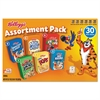 Breakfast Cereal Mini Boxes, Assorted, 2.39 oz Box, 30/Carton