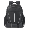 "SOLO Active Laptop Backpack, 17.3"", 12 1/2 x 6 1/2 x 19, Black"