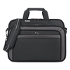 "SOLO Pro CheckFast Briefcase, 17.3"", 17"" x 5 1/2"" x 13 3/4"", Black"