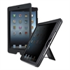 SOLO Privacy Screen Slim Case for iPad Air, Black