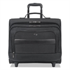 "Classic Rolling Overnighter Case, 15.6"", 16 7/50"" x 6 69/100"" x 13 39/50"", Black"